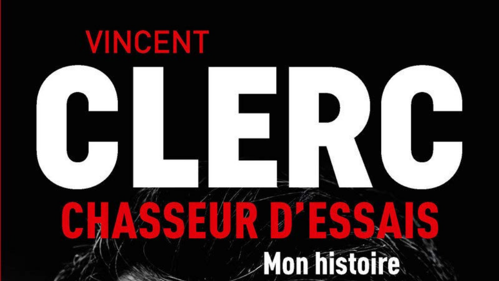 3 Avril – VENUE DE VINCENT CLERC